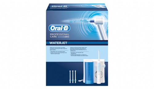 Oral b irrigador waterjet