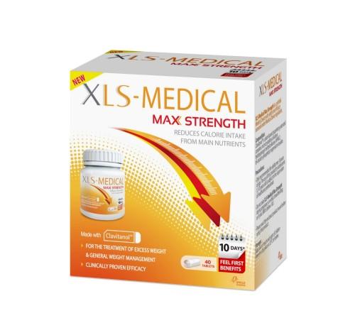 Xls max strengh (120 comp) | Parafarmacia Melguizo
