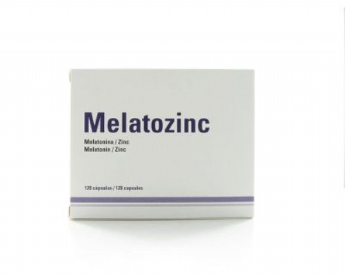 Melatozinc (1 mg 120 caps) | Parafarmacia Melguizo
