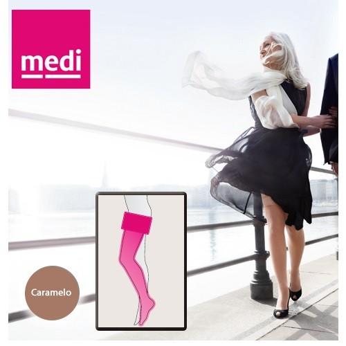 Mediven Elegance A-G Media Hasta Muslo ccl 2 t 2 petite caramel