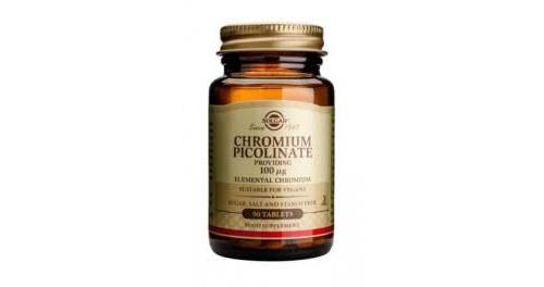 Chromium picolinate solgar