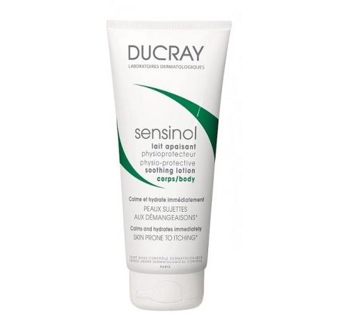 Sensinol leche calmante fisioprotectora corporal - ducray (200 ml)