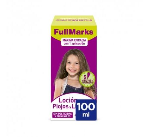 Fullmarks locion (100 ml)   Parafarmacia Melguizo