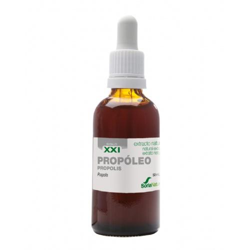 Propoleo extracto tint 50 ml soria nat.