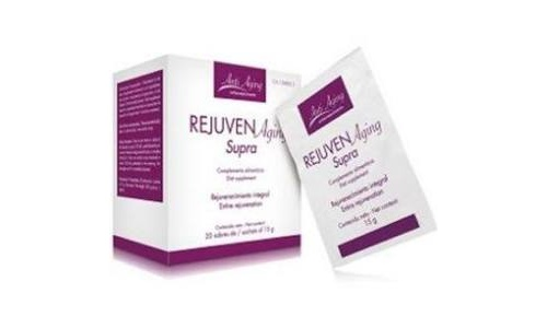 Rejuven aging supra sachet liquido (20 sobres)