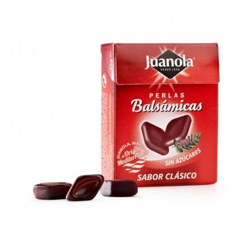 Juanola perlas regaliz  balsamicas
