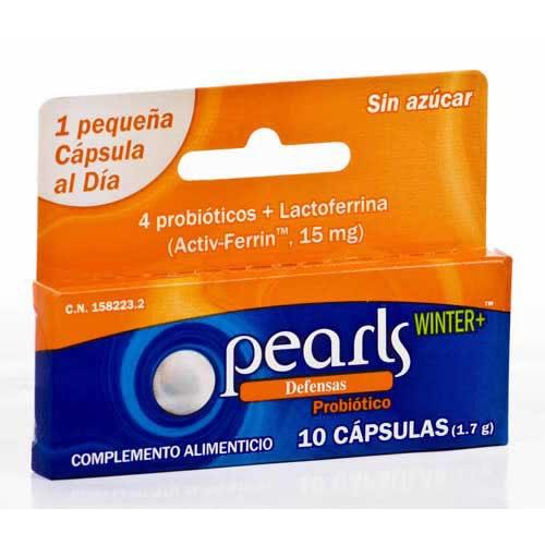 Pearls plus+ (10 capsulas)
