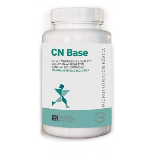 Cn base (120 capsulas)