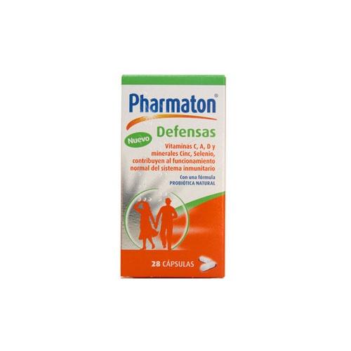 Pharmaton defensas 28 caps