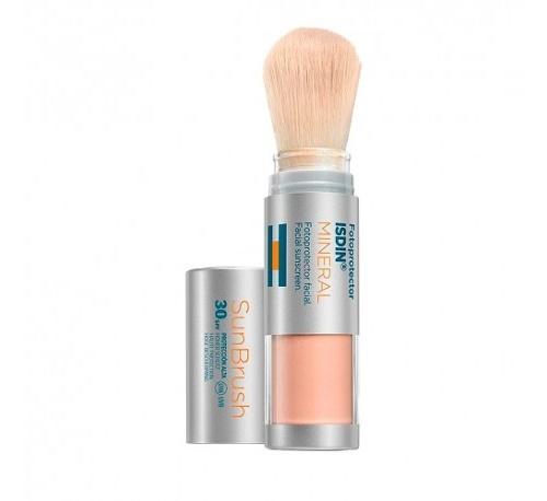 Fotoprotector isdin sun brush mineral spf 30 (brocha dosificadora 4 g)