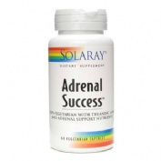 Adrenal success solaray 60 capsulas