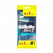 Gillette maquina afeit.blue plus 5 dese.