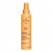Nuxe sun spray spf 50 150ml