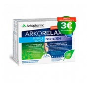Arkorelax sueño forte 8h (30 comprimidos bicapa)