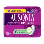 ABSORB INC ORINA MUY LIGERA - AUSONIA DISCREET (NORMAL 24 U)
