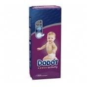 PAÑAL INFANTIL - DODOT ACTIVITY (T- 4  8- 14 KG 48 U)