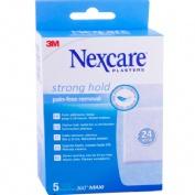 3m nexcare sensitive 360º - aposito adhesivo (maxi 5 apositos)