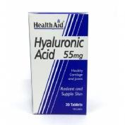 Acido hialuronico 30tab 55mg  health aid