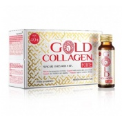 Gold collagen forte (50 ml 10 frascos monodosis)