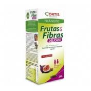 Frutas y fibras delicado (250 ml)