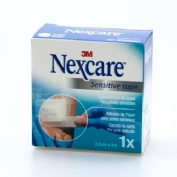 Esparadrapo hipoalergico - 3m nexcare sensitive tape (blanco 5 m x 2.5 cm)