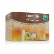 Tomillo infusion 20 filtros