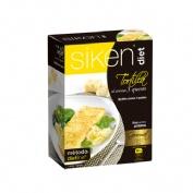 Siken diet tortilla al aroma de 3 quesos (24 g 7 sobres)