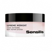 Sensilis supreme midnight - antiaging caviar sistema reparador nocturno (50 ml)
