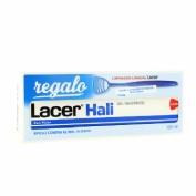 Lacer hali gel dentifrico (125 ml)
