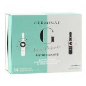 Germinal accion profunda antioxidante noche y dia (14 ampollas)