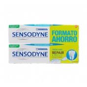 Sensodyne cuidado blanqueante (75 ml 2u)