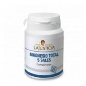 Magnesio total 5 sales (100 comprimidos)