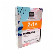 Martiderm whitening mask (25 ml x 5 u)