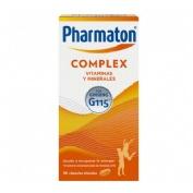Pharmaton complex caps (90 caps) | Parafarmacia Melguizo