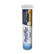 Phenomax vitamina c zinc propoleo (20 comprimidos efervescentes)