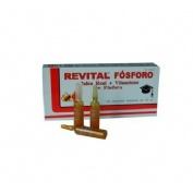 REVITAL FOSFORO AMPOLLA BEBIBLE (20 AMPOLLAS)