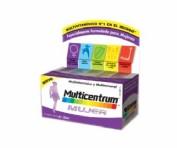 Multicentrum mujer (30 comp) | Parafarmacia Melguizo