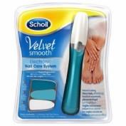 DR SCHOLL VELVET SMOOTH - LIMA ELECTRONICA UÑAS (RECARGABLE)