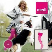Mediven Elegance A-G Media Hasta Muslo ccl 2 t 2 extra petite lila