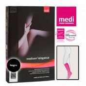 Mediven Elegance A-D Calcetin ccl 1 regular negro