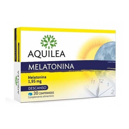 Aquilea melatonina (1.95 30 comp) | Parafarmacia Melguizo