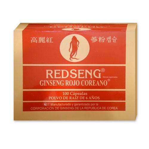 REDSENG 300 mg CAPSULAS, 100 cápsulas