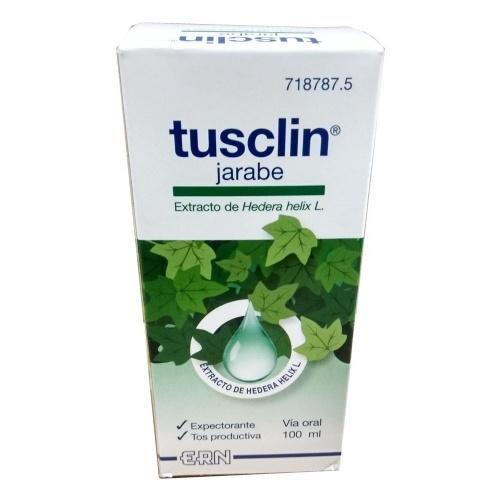 TUSCLIN  JARABE, 1 Frasco de 100 ml