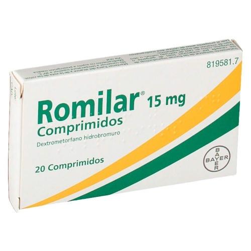 PROPALCOF 15 mg COMPRIMIDOS , 20 comprimidos