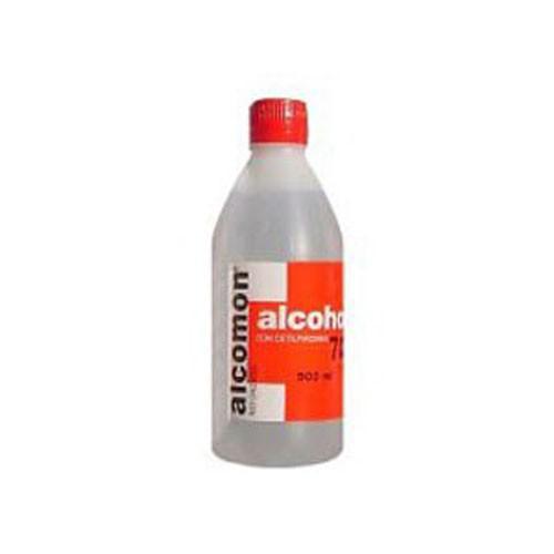 ALCOMON REFORZADO 70º SOLUCION CUTANEA , 1 frasco de 500 ml