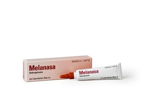 MELANASA 20 mg/g CREMA, 1 tubo de 15 g