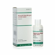 MINOXIDIL VIÑAS 50 mg/ml SOLUCION CUTANEA, 1 frasco de 60 ml