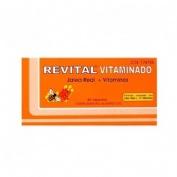 Revital jalea real vitaminado (30 caps)